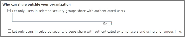 New Office 365 Feature: Per-Group Sharing Controls – Nathan Wells